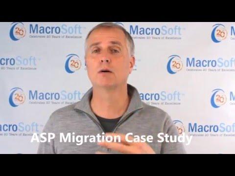 ASP Migration Case Study Download