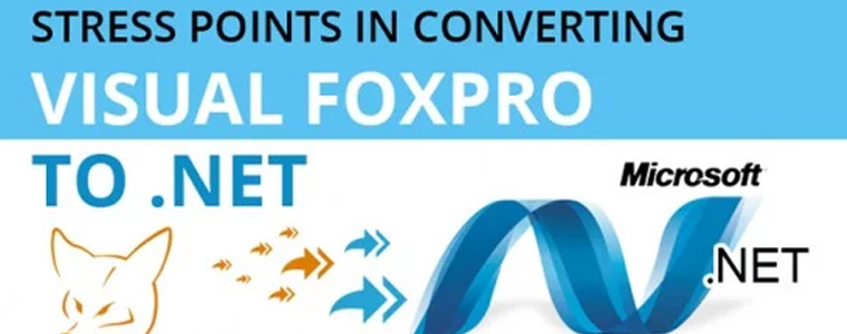 Stress Points in Converting Visual FoxPro to .NET