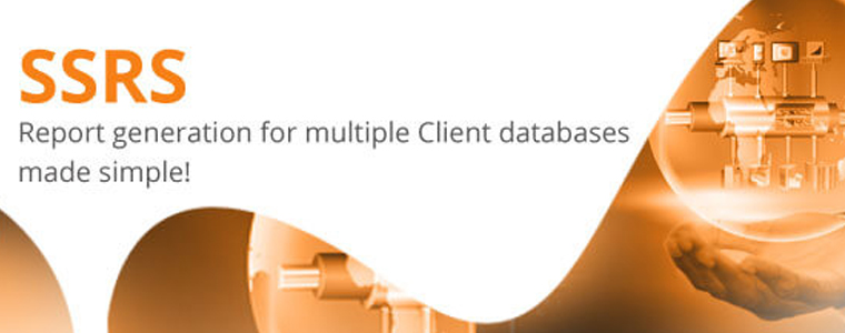SSRS: Report Generation for Multiple Client Databases Made Simple!