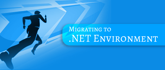 Migrating to NET Framework