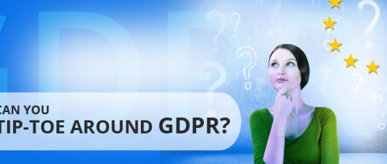 Can You Tip-Toe around GDPR?