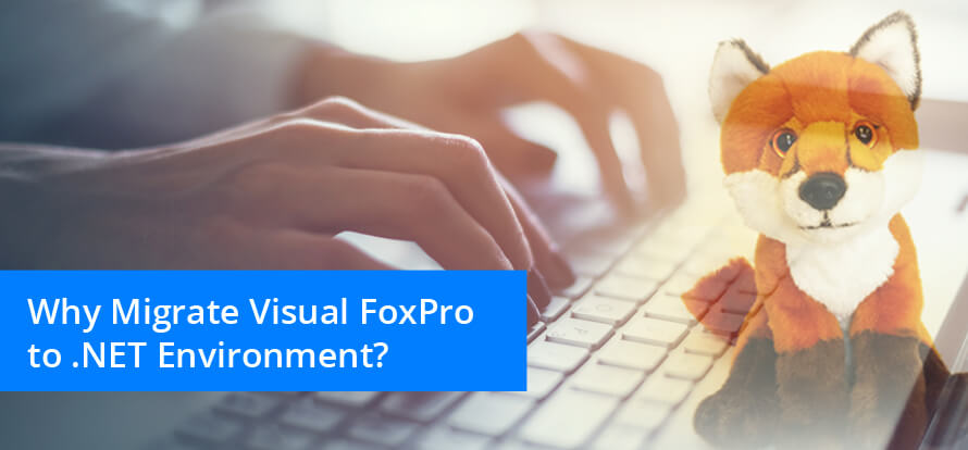 Migrate Visual FoxPro to .NET