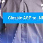 Classic ASP to .NET Conversion