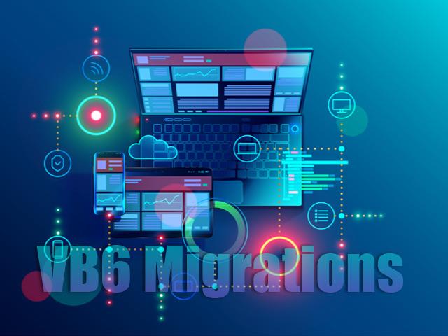 Challenges in VB6 migration