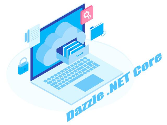 Macrosoft Dazzle NET Core Framework