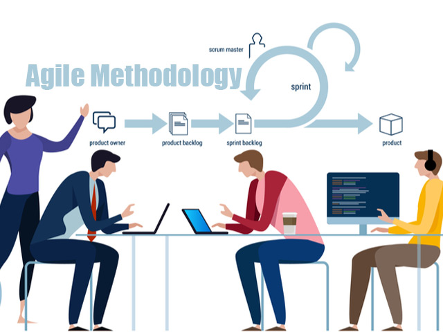 Macrosoft agile scrum migration methdology