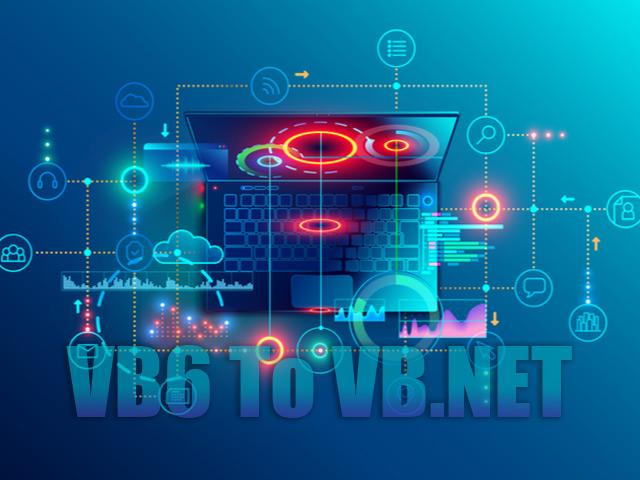 Macrosoft vb6 to VB.NET migrations