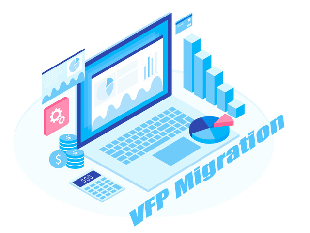 VFP migration inevitable