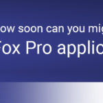 How soon can you migrate your Fox Pro application?